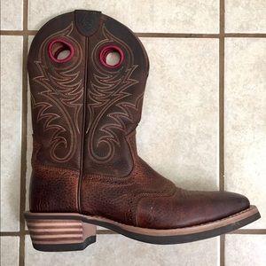 Ariat Heritage Square Toe Boots